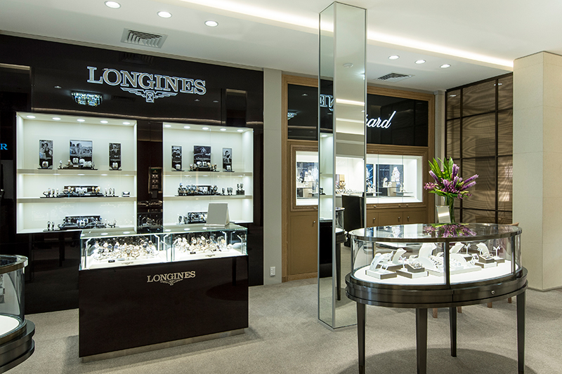 Mansors Jewellers Shop Fit Out by Kitchen Vision