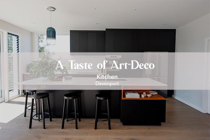 Devonport Kitchen by Kitchen Vision